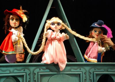 Куклени спектакли за рожден ден
