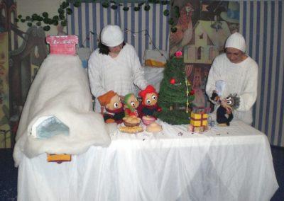"Детски Коледен Куклен спектакъл ""Ъ-ъ, елхата"""