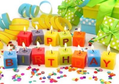 Рожден ден на тийнейджър