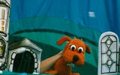 """Спектакъл """"Господин Крокотак и лошото куче Бъч"""""""